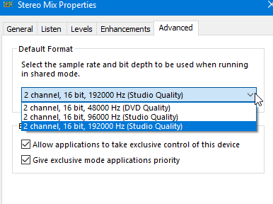 Recording MIDI to audio track fails: