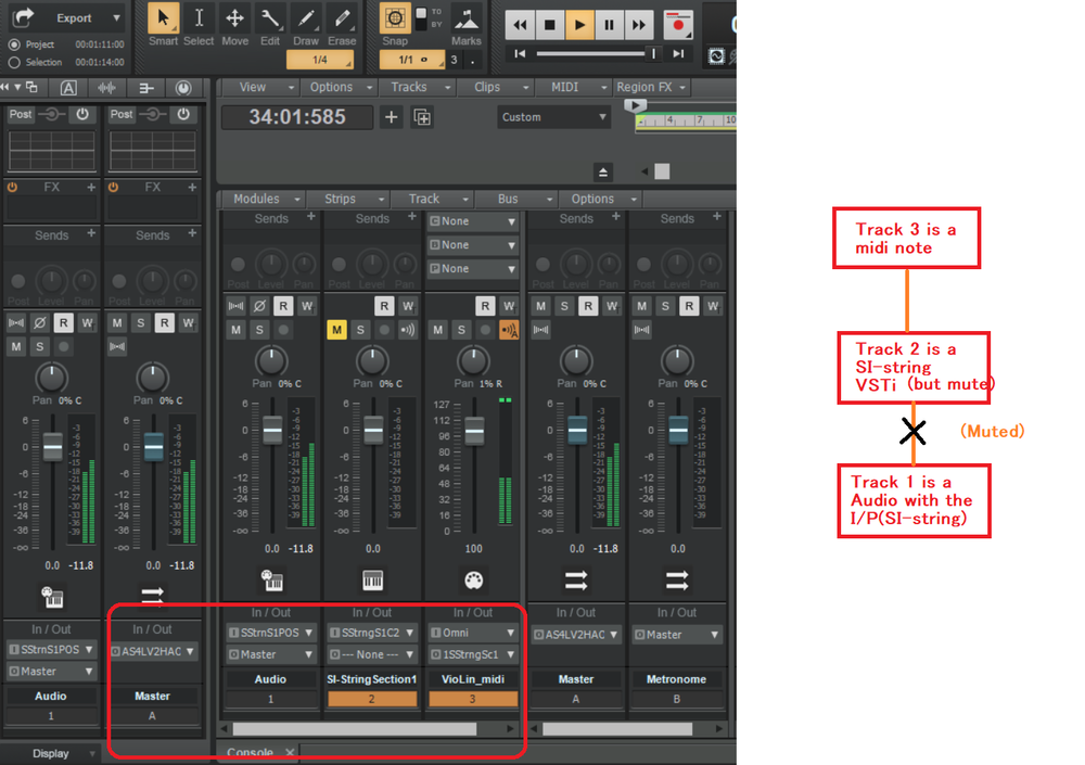 How the routing of midi signal from Track3.png