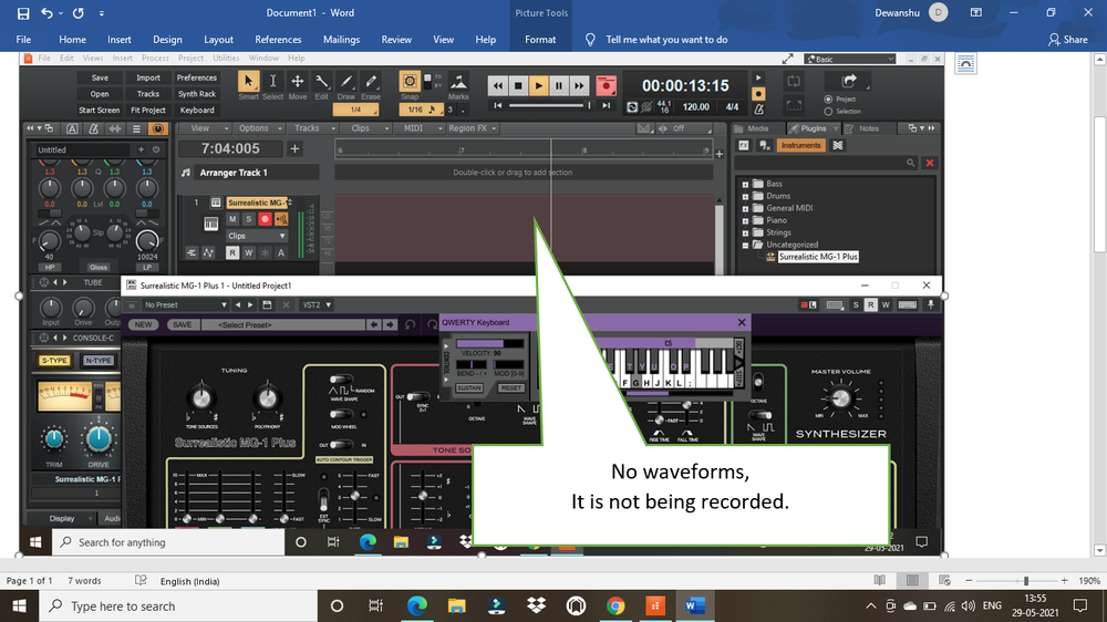 record vst issue.png