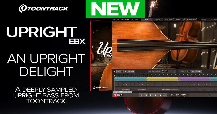 Toontrack Upright EBX